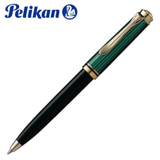 ペリカン 筆記用具 ボールペン K300 グリーン 1031582 正規品 名入れ