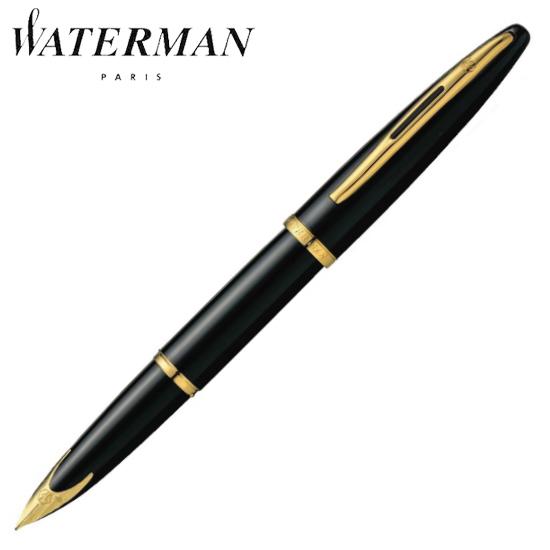 ウォーターマン 筆記用具 万年筆 カレン ブラック・シーGT M S2228163 正規品