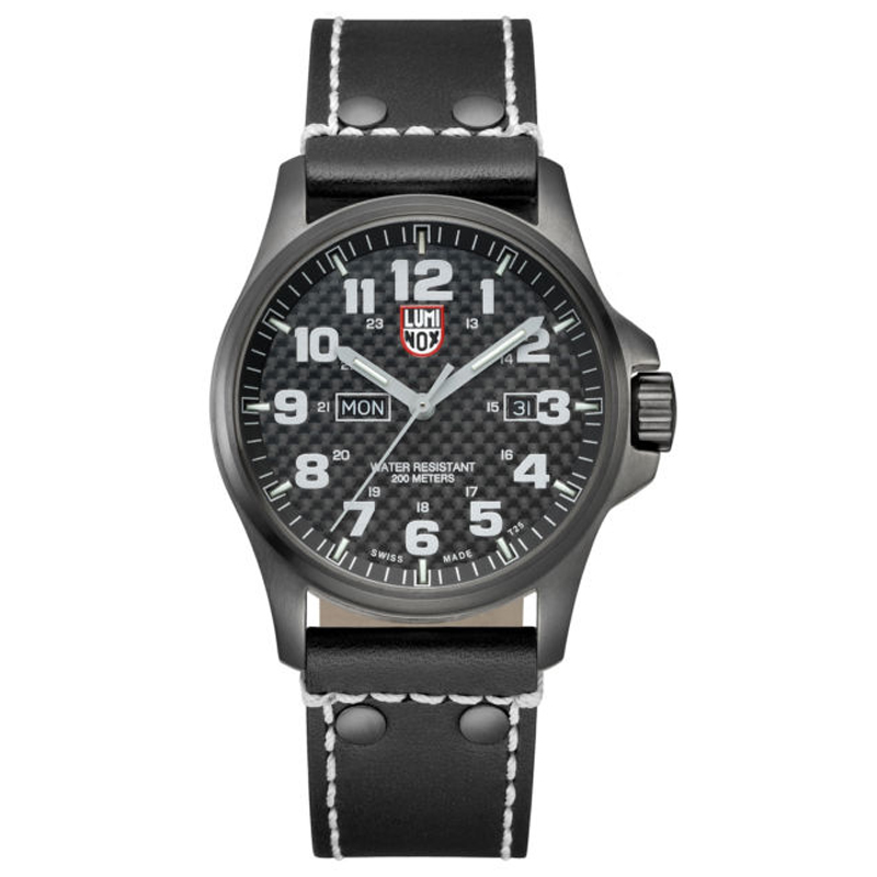 LUMINOX ルミノックス メンズ 腕時計 ATACAMA FIELD DAY DATE アタカマ フィールド デイデイト ブラック 1921