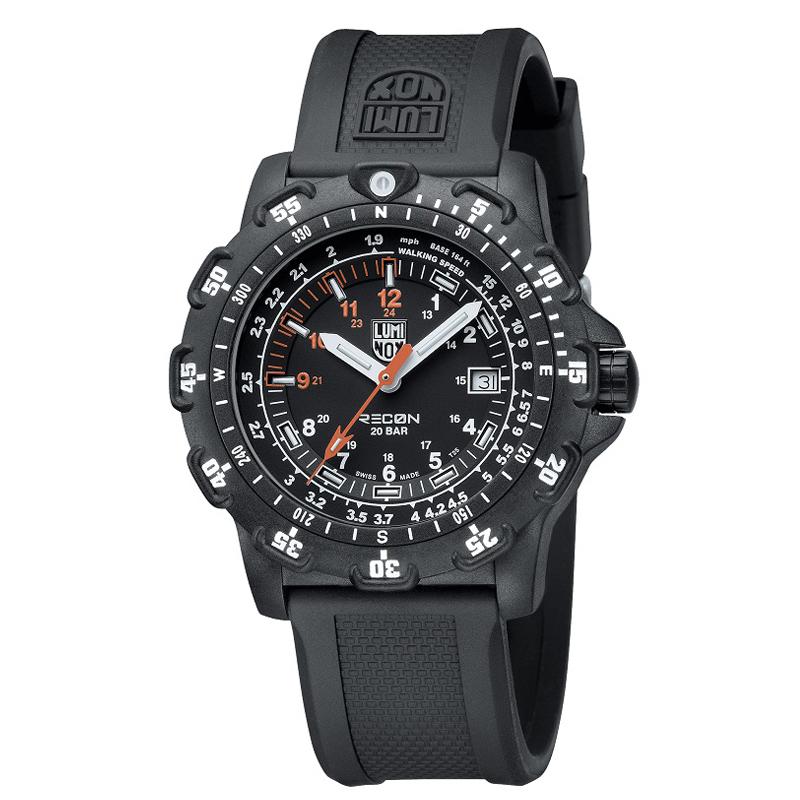 LUMINOX ルミノックス メンズ 腕時計 FIELD SPORTS RECON POINTMAN フィールドスポーツ リーコン ポイントマン 本場マイル表示 8822.MI 【あす楽】