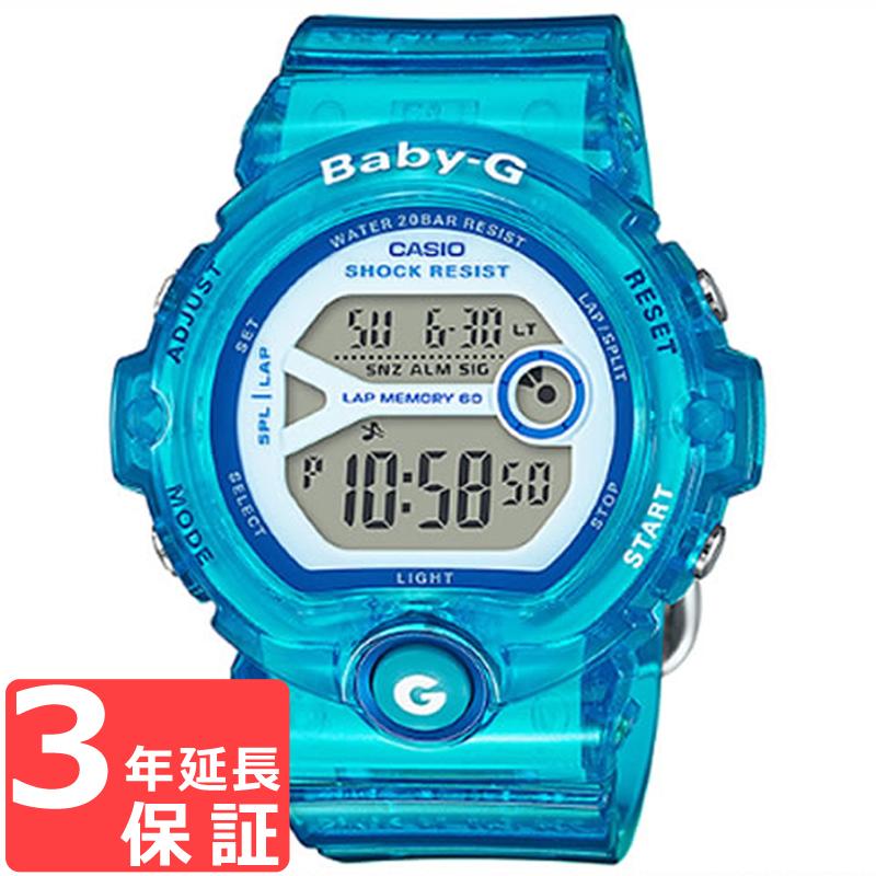 【3年保証】 CASIO カシオ BABY-G ベビージー クオーツ レディース 腕時計 ブランド BG-6903-2BJF 国内モデル 【着後レビューを書いて1000円OFFクーポンGET】