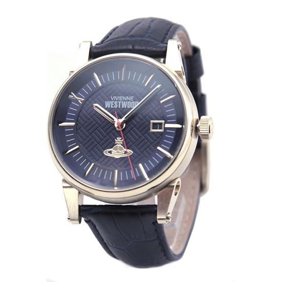 ヴィヴィアンウエストウッド VivienneWestwood VV065BLBL メンズ 腕時計 ネイビー/ネイビー