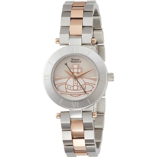 ヴィヴィアンウエストウッド VivienneWestwood VV092SLTT レディース 腕時計 ブランド シルバー/シルバー
