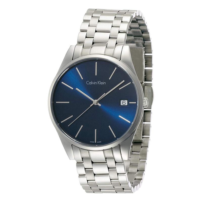 カルバンクライン 時計 CalvinKlein 腕時計 カルバン クライン 腕時計 Calvin Klein 時計 Time タイム K4N2114N メンズ