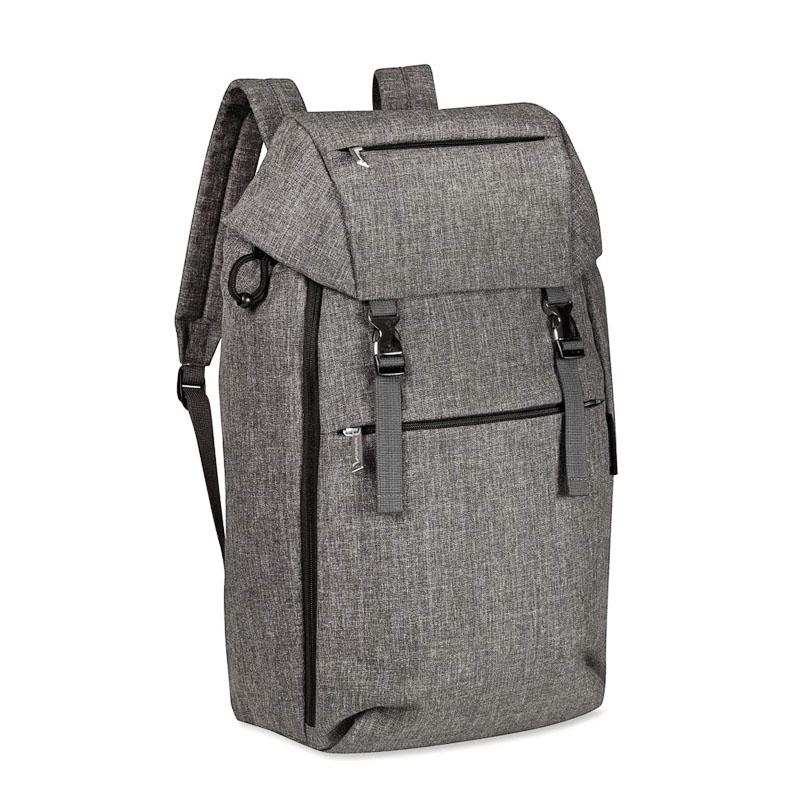 マリメッコ Marimekko ユニセックス レディース メンズ リュックサック バックパック KORTTELI backpack コルッテリ045067 009 MELANGE GREY メランジグレー