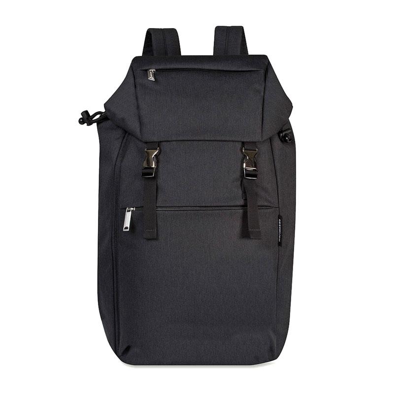 マリメッコ Marimekko ユニセックス レディース メンズ リュックサック バックパック KORTTELI backpack コルッテリ045067 099 BLACK ブラック