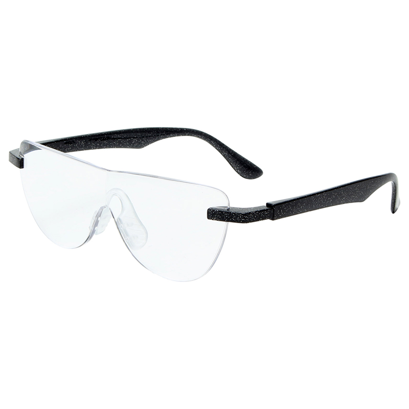 日本限定 最安に挑戦中の人気ブランド新商品多数 プレゼントにおすすめ 人気海外一番 おしゃれ メガネルーペ メガネ式拡大鏡 ブラック 1.6倍 老眼鏡 MO-005-BK 眼鏡 遠近両用 ハンズフリーグラス 読書 あす楽 男女兼用