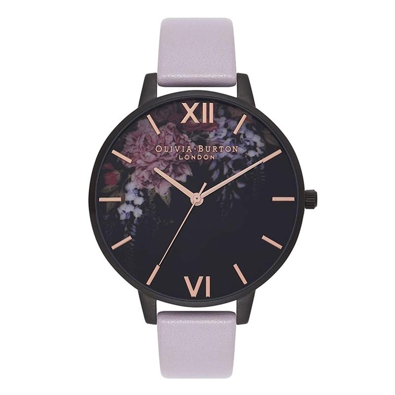 オリビアバートン 腕時計 Olivia Burton 時計 オリビアバートン 時計 Olivia Burton 腕時計 レディース AFTER DARK アフターダーク OB16AD15 ブラック×グレー 腕時計 レディース オリビアバートン 腕時計