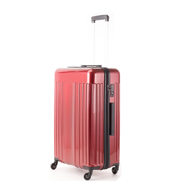 マンハッタン エクスプレス MANHATTAN EXP. スーツケース キャリーケース 旅行カバン メンズ レディース 53-20093 レッド 【代引き不可】 【直送商品】