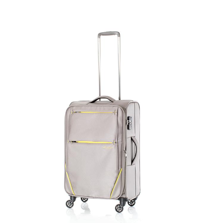 ヒデオワカマツ HIDEO WAKAMATSU フライII スーツケース キャリーケース 旅行カバン 85-76015 グレー 【代引き不可】 【直送商品】