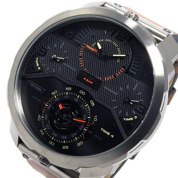 ディーゼル DIESEL クオーツ メンズ 腕時計 DZ7359 ブラック