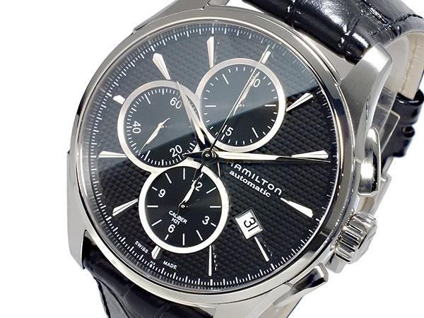 ハミルトン HAMILTON ジャズマスター JAZZMASTER 自動巻き クロノグラフ メンズ 腕時計 H32596731