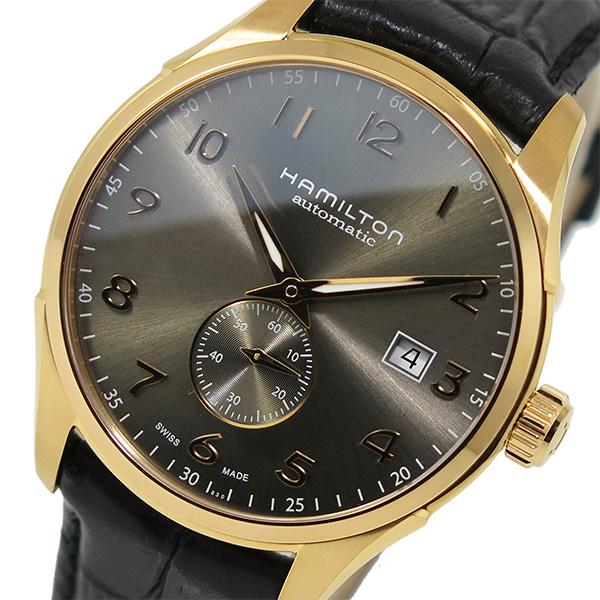 ハミルトン HAMILTON ジャズマスター マエストロ 自動巻き メンズ 腕時計 H42575783 グレー