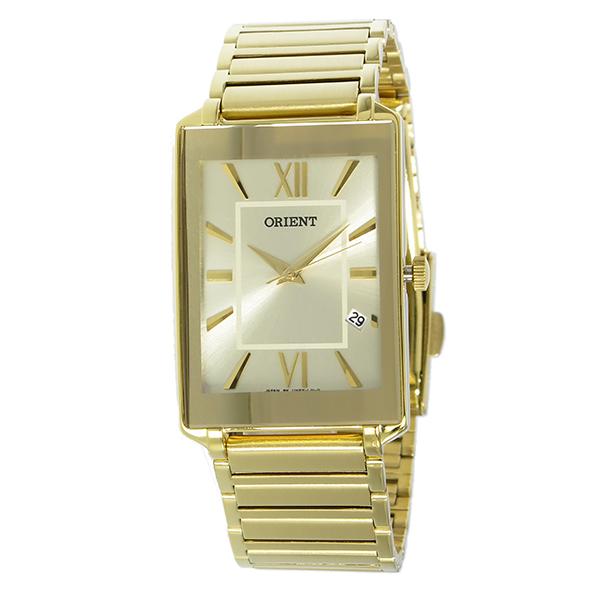 オリエント ORIENT クオーツ メンズ レディース ユニセックス 腕時計 ブランド SUNEF006C0 ゴールド