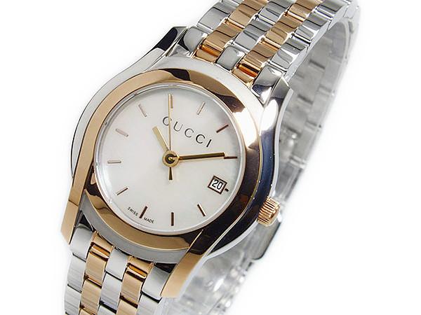 グッチ GUCCI Gクラス クオーツ レディース 腕時計 ブランド YA055538