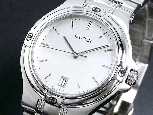 グッチ GUCCI メンズ 腕時計 YA090318