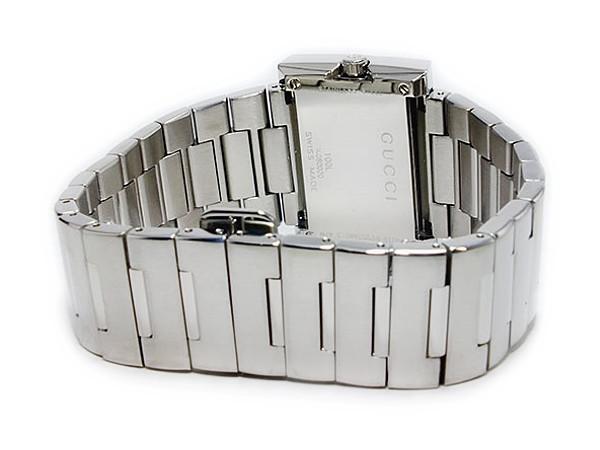 グッチ GUCCI Gレクタングル クオーツ レディース 腕時計 ブランド YA100520