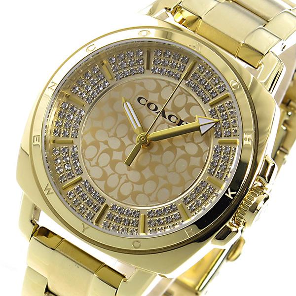 コーチ COACH クオーツ レディース 腕時計 ブランド 14501994 ゴールド