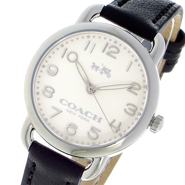 コーチ COACH クオーツ レディース 腕時計 ブランド 14502247 ホワイト