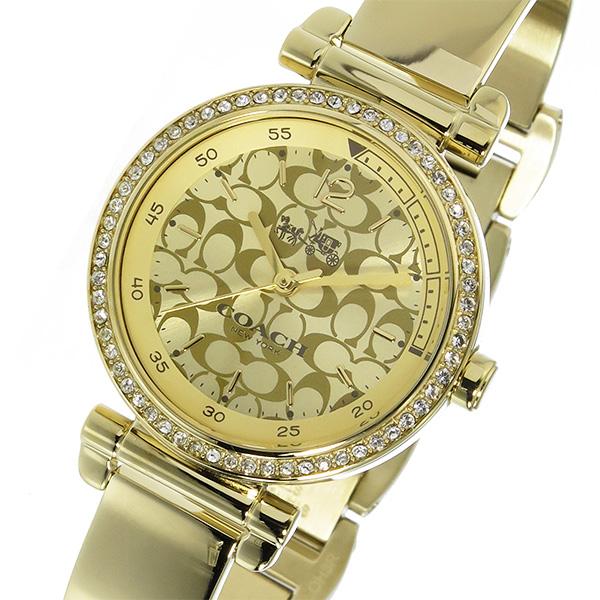 コーチ COACH 1941スポーツ クオーツ レディース 腕時計 ブランド 14502542 ゴールド