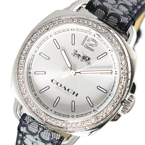 コーチ COACH テイタム TATUM クオーツ レディース 腕時計 ブランド 14502769 シルバー
