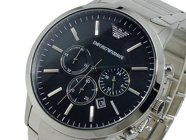 エンポリオ アルマーニ 時計 EMPORIO ARMANI 腕時計 メンズ AR2460 エンポリオ アルマーニ 時計