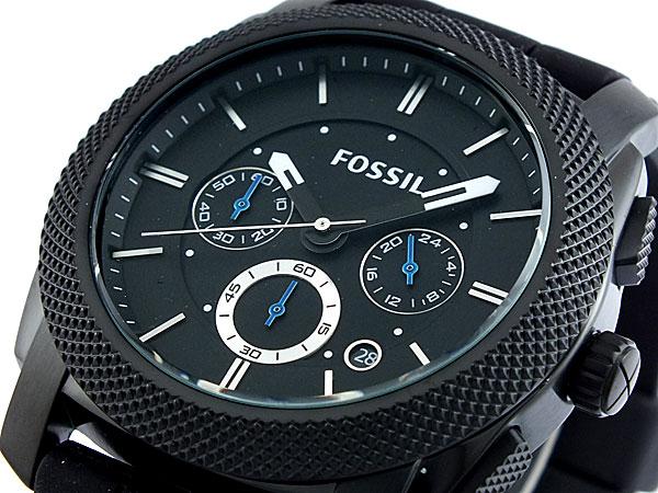 フォッシル FOSSIL クロノグラフ 腕時計 FS4487