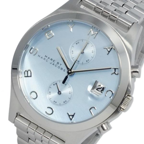 マークバイ マークジェイコブス MARC BY MARC JACOBS クオーツ クロノ レディース 腕時計 ブランド MBM3382