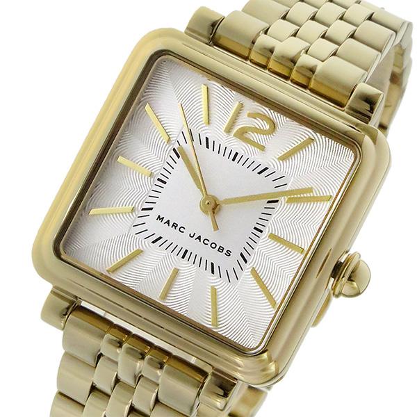 マーク ジェイコブス MARC JACOBS ヴィク 30 VIC30 クオーツ レディース 腕時計 ブランド MJ3462 シルバー
