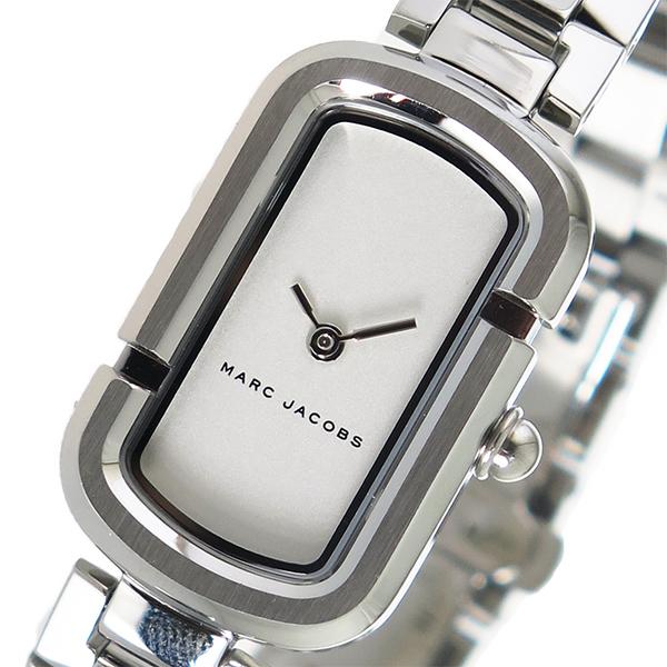 マーク ジェイコブス MARC JACOBS クオーツ レディース 腕時計 ブランド MJ3503 シルバー