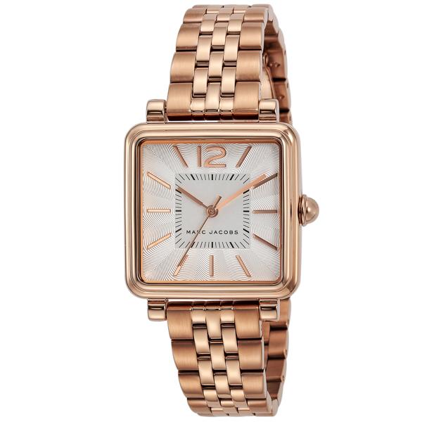 マーク ジェイコブス MARC JACOBS ライリー RILEY クオーツ レディース 腕時計 ブランド MJ3514 シルバー