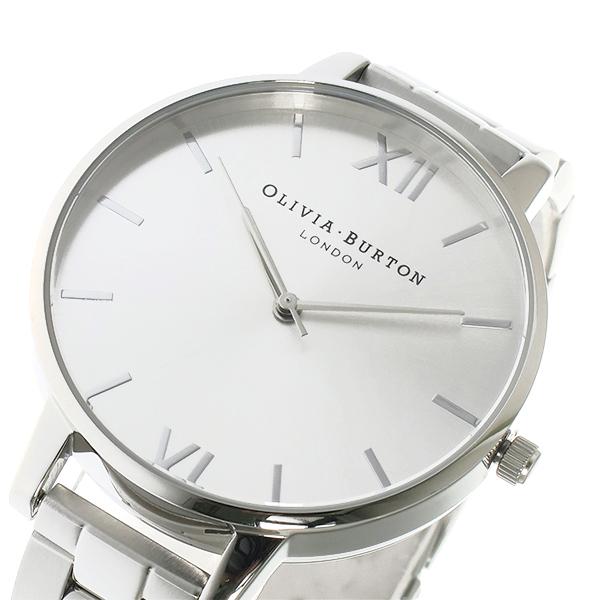 オリビアバートン 腕時計 Olivia Burton 時計 オリビアバートン 時計 Olivia Burton 腕時計 レディース クオーツ 腕時計 ブランド OB15BL22 シルバー オリビアバートン 腕時計