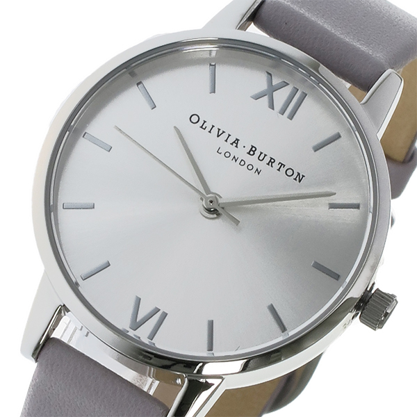 オリビアバートン 腕時計 Olivia Burton 時計 オリビアバートン 時計 Olivia Burton 腕時計 レディース クオーツ 腕時計 ブランド OB15MD41 シルバー オリビアバートン 腕時計