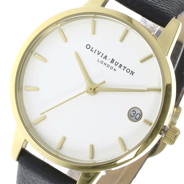 オリビアバートン 腕時計 Olivia Burton 時計 オリビアバートン 時計 Olivia Burton 腕時計 レディース クオーツ 腕時計 ブランド OB15TD14 ホワイト オリビアバートン 腕時計