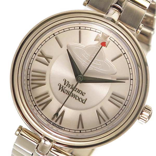 ヴィヴィアン ウエストウッド Vivienne Westwood レディース 腕時計 ブランド VV168NUNU ゴールド