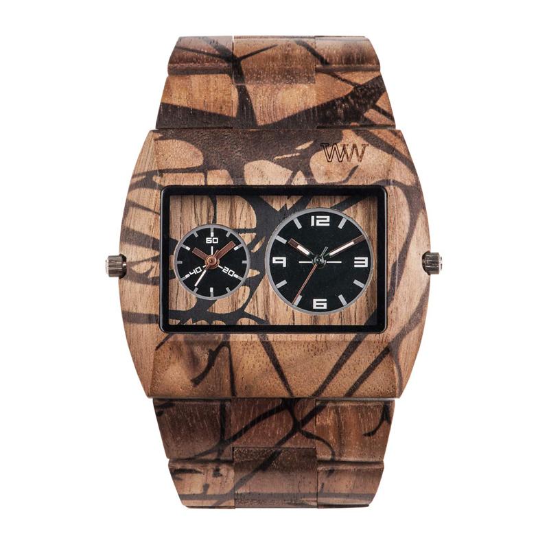 WEWOOD ウィーウッド 正規品 JUPITER NATURE TREE 木製腕時計 NATURAL WOOD ナチュラルウッド ハンドメイド 9818107