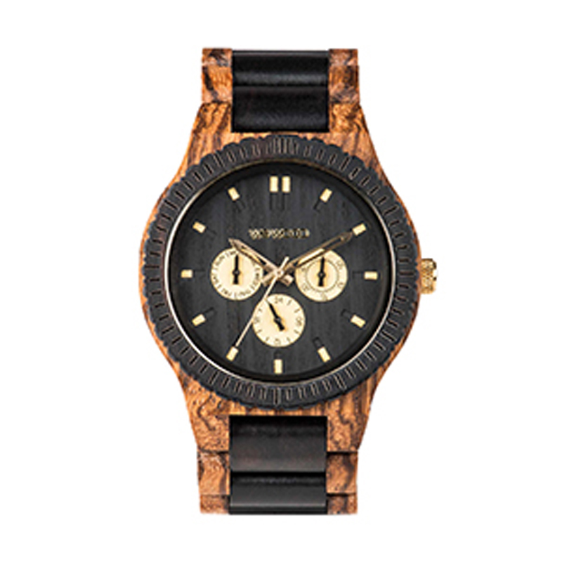 WEWOOD ウィーウッド 正規品 KAPPA ZEBRANO CHOCO 木製腕時計 NATURAL WOOD ナチュラルウッド ハンドメイド 9818110