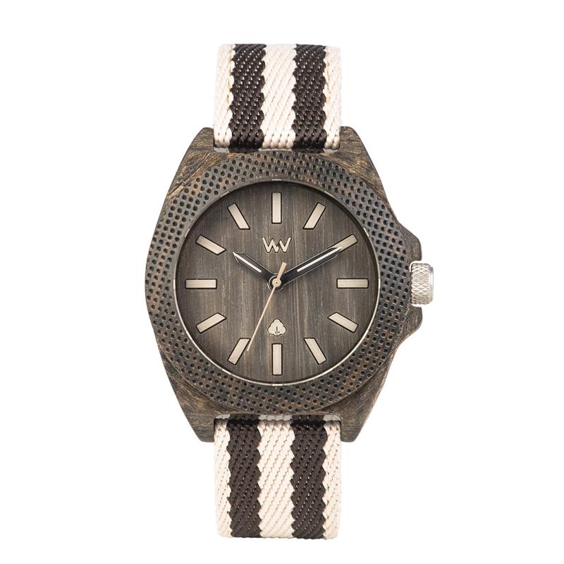 WEWOOD ウィーウッド 正規品 PHOENIX 38 WENGE GREY 木製腕時計 NATURAL WOOD ナチュラルウッド ハンドメイド 9818138