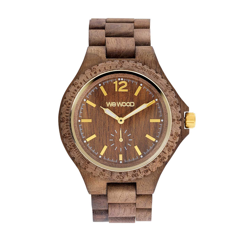 WEWOOD ウィーウッド 正規品 SIKO NUT ROUGH 木製腕時計 NATURAL WOOD ナチュラルウッド ハンドメイド 9818160