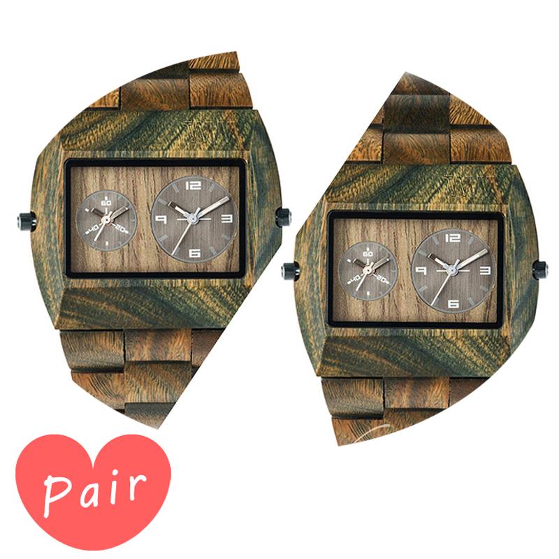 【ペアウォッチ】 【素敵なラッピング付】 WEWOOD ウィーウッド 正規品 腕時計ナチュラルウッド ハンドメイドアーミーアーミーwewood-9818072wewood-9818072