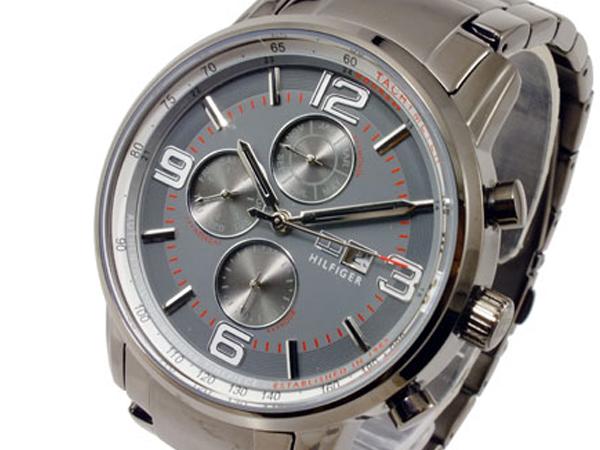 トミー ヒルフィガー TOMMY HILFIGER クオーツ メンズ 腕時計 1710339