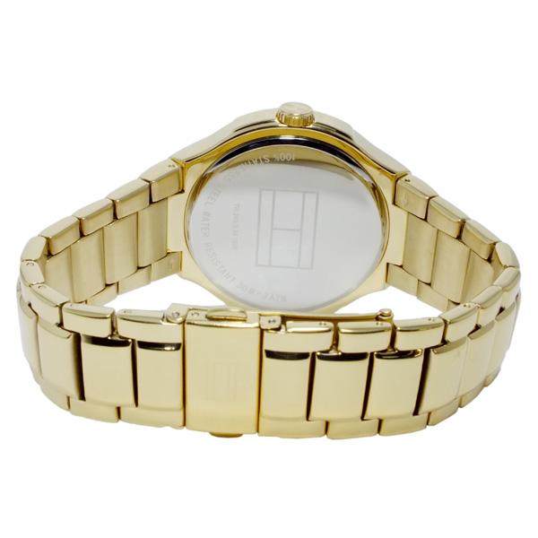 トミー ヒルフィガー TOMMY レディース クオーツ 腕時計 ブランド 1781446 ゴールド
