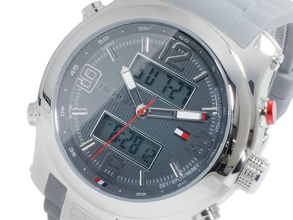 トミー ヒルフィガー TOMMY HILFIGER クオーツ メンズ 腕時計 1790957