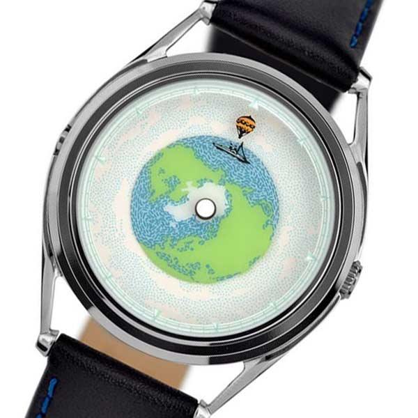 ピーオーエス POS ミスタージョーンズウォッチ Mr.Jones Watches TOUR DU MONDE クオーツ 腕時計 56-PV