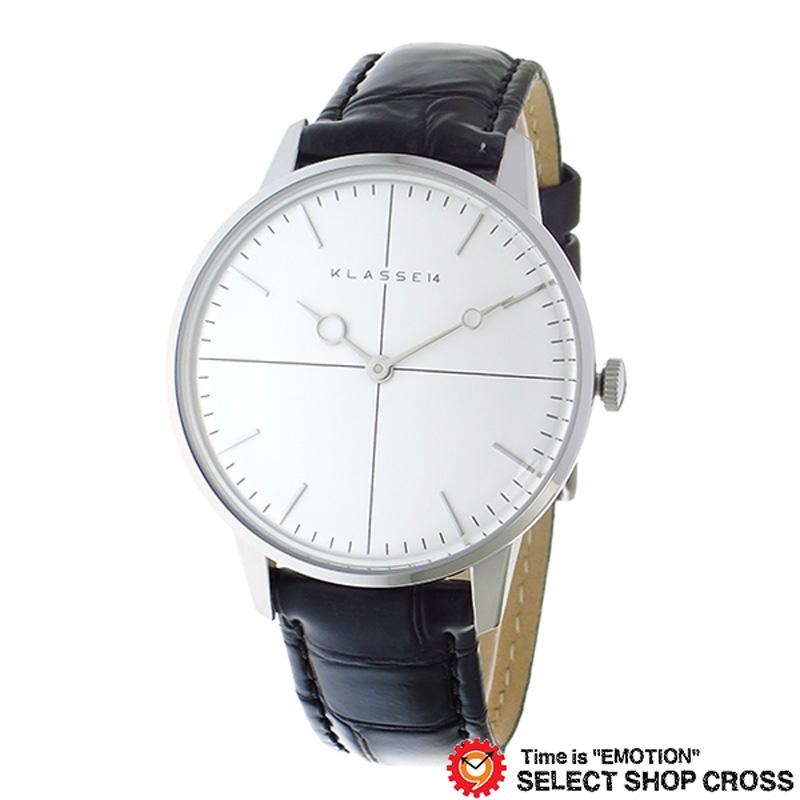 848d62c67c クラス14 KLASSE14 DISCO-VOLANTE 36mm メンズ レディース ユニセックス 腕時計 ブランド DI16SR001W シルバー
