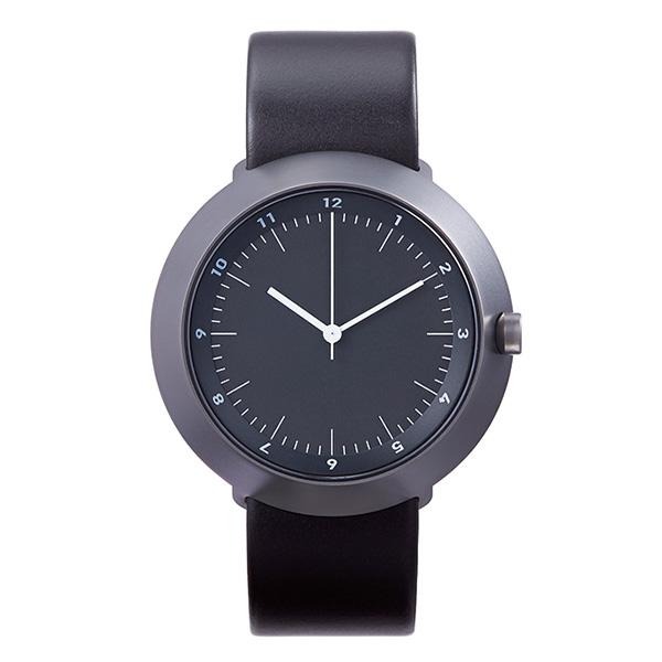 ピーオーエス POS ノーマル NORMAL FUJI メンズ レディース ユニセックス 腕時計 ブランド NML020058(F43-03-BL) ブラック