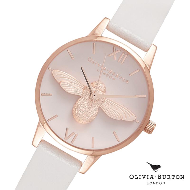 オリビアバートン 腕時計 Olivia Burton 時計 オリビアバートン 時計 Olivia Burton 腕時計 レディース 腕時計 OB16AM85 ライトベージュ オリビアバートン 腕時計