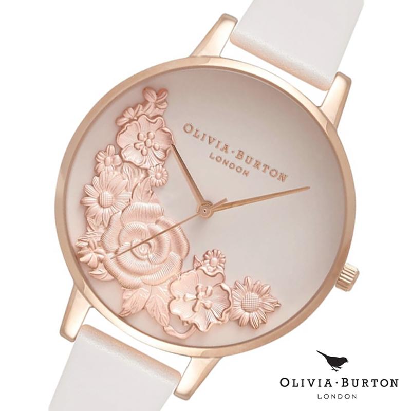 オリビアバートン 腕時計 Olivia Burton 時計 オリビアバートン 時計 Olivia Burton 腕時計 レディース 腕時計 OB16FS85 ライトベージュ オリビアバートン 腕時計
