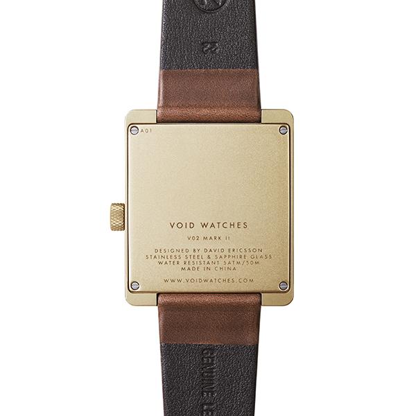 ピーオーエス POS ヴォイド VOID V02MKII-GO/LB メンズ レディース ユニセックス 腕時計 ブランド VID020058
