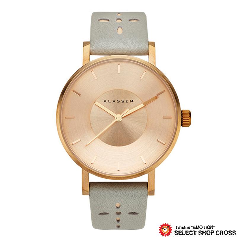クラス14 KLASSE14 MISS VOLARE クオーツ レディース 腕時計 ブランド VO17IR031W ピンクゴールド